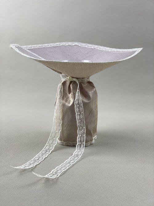 Платье для свадебного букета. Лепесток