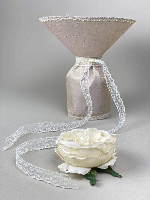 Платье для свадебного букета